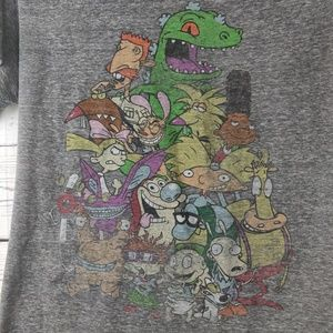 Nineties Nickelodeon tee